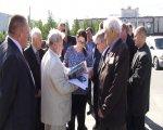 Память об Алле Босовой увековечит мемориальный комплекс