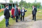Рабочая группа администрации и Совета Усинска посетила отдаленные села