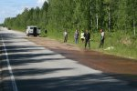 В Коми проводится дорожный эксперимент