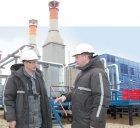 Оазис среди тайги, или Один день на Леккерском нефтепромысле