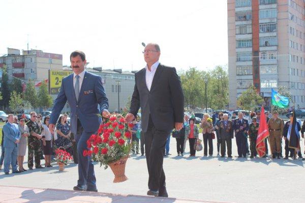 Усинск отпраздновал День ВДВ